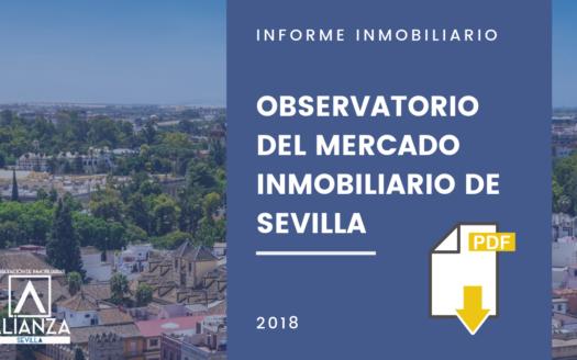 Observatorio inmobiliario de sevilla 2018