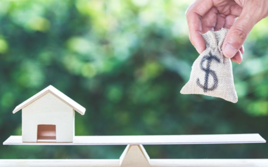 heredar piso hipotecado