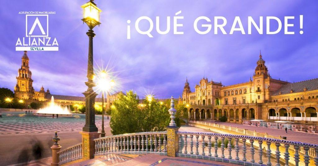 La mayor fuerza de ventas inmobiliaria de Sevilla