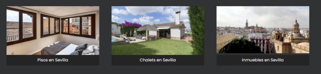 viviendas la venta en Sevilla