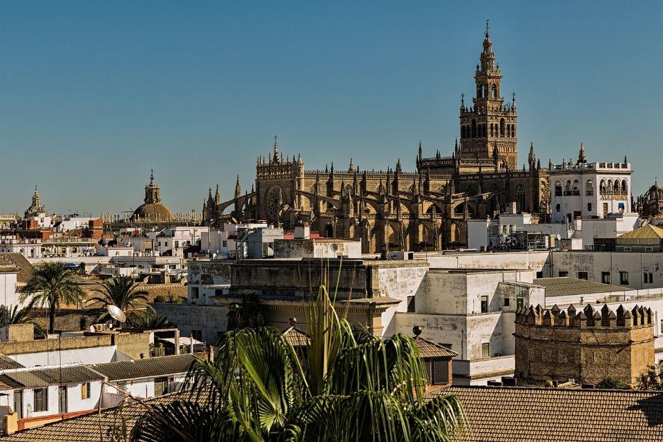 vivienda en Sevilla en 2021
