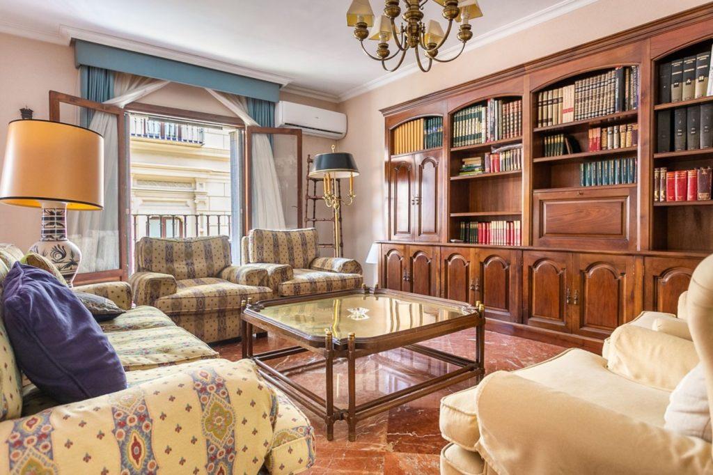 vendedores de viviendas en Sevilla con necesidad de liquidez